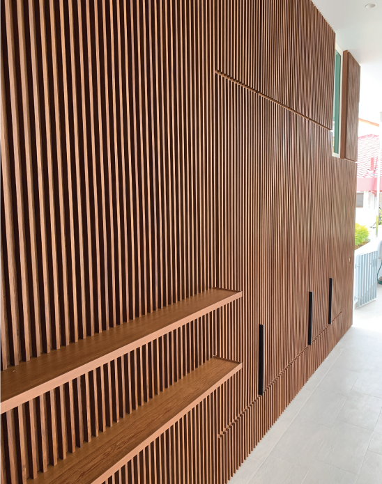 Onewood Onewood Project References Timber Wall Panels