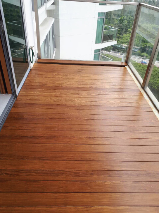 Onewood Decking Refurbishment