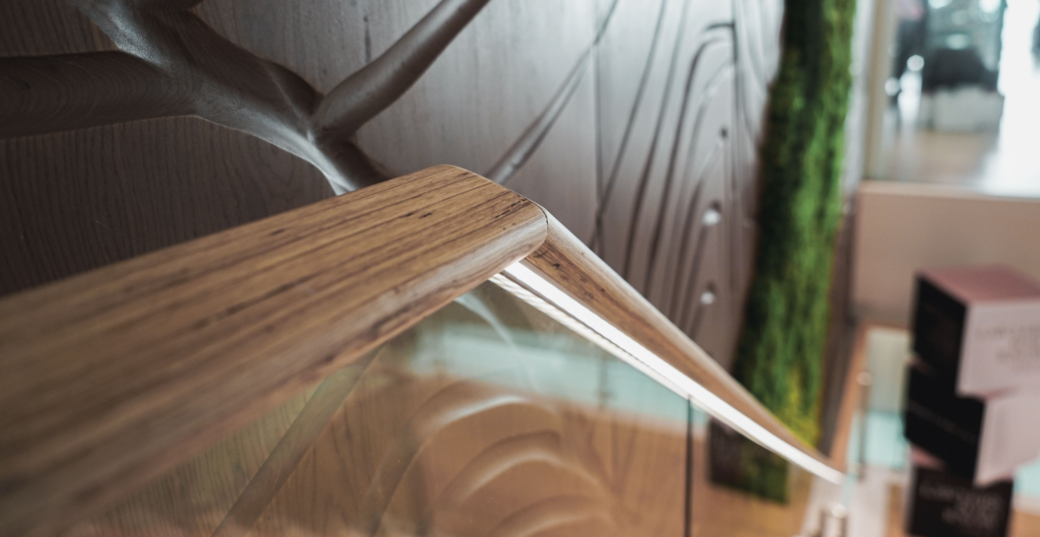 ONEWOOD Timber Handrail